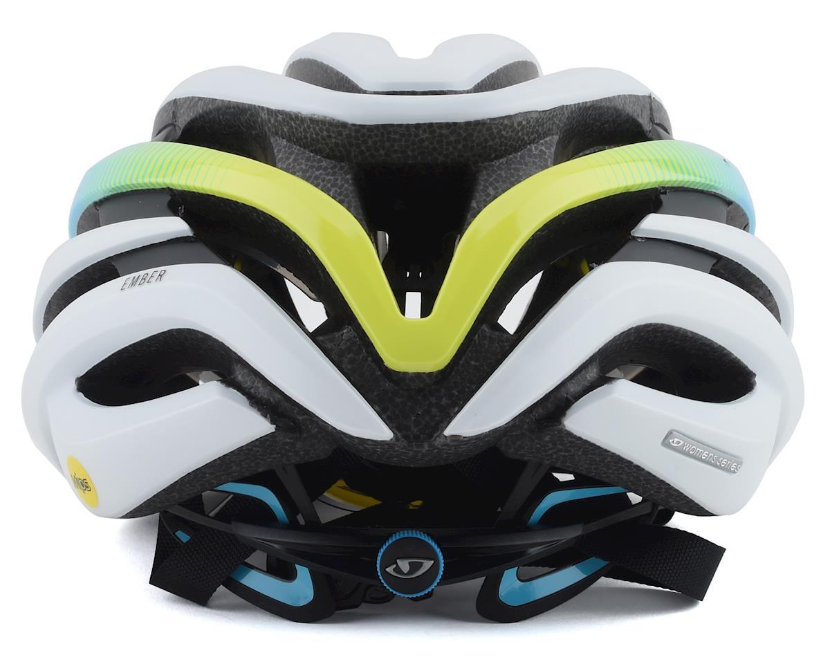 Giro Women's Ember MIPS Road Helmet (Matte White Heatwave) (S)