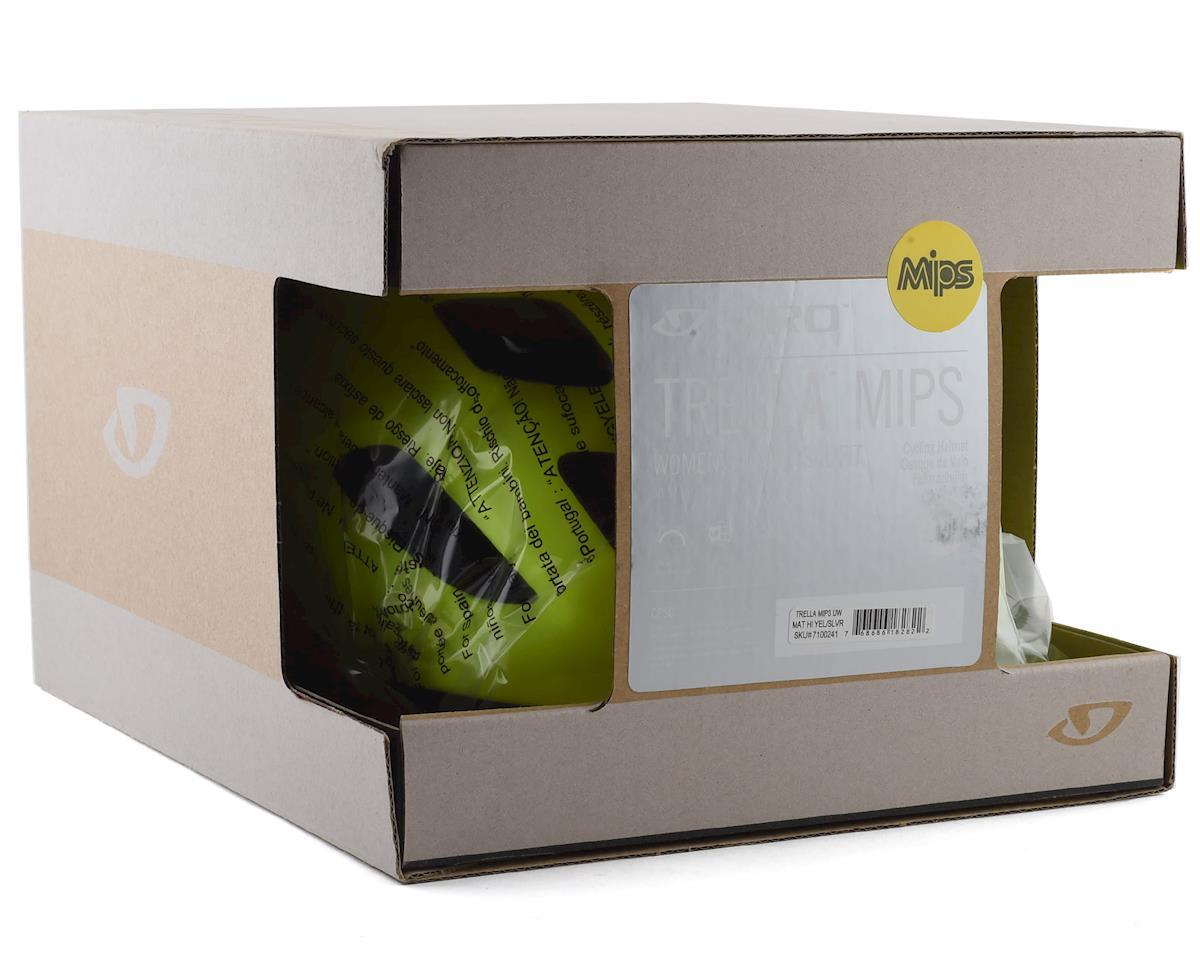 Image 4 for Giro Women's Trella MIPS Helmet (Highlight Yellow/Silver)
