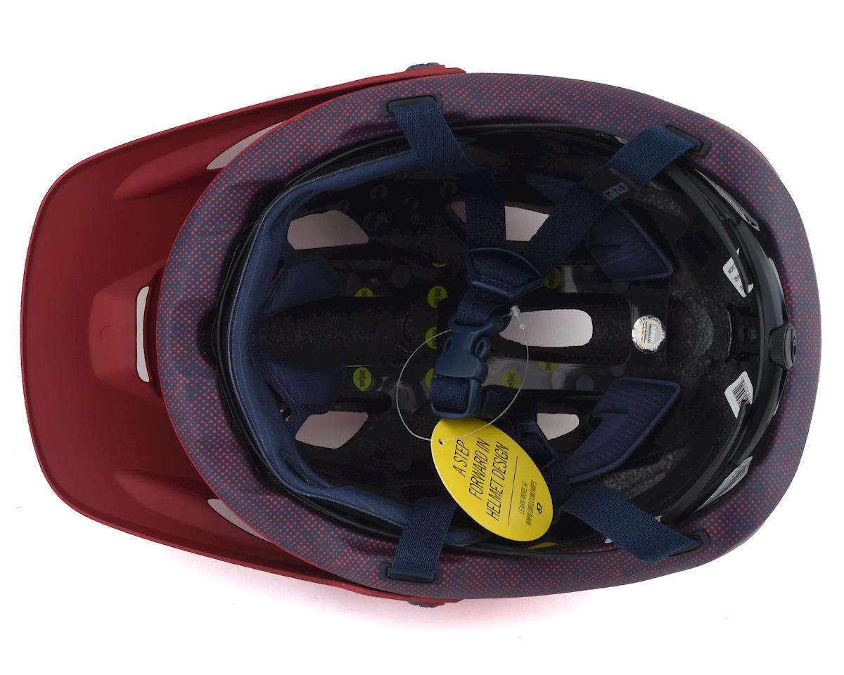 Giro Women's Montara MIPS Helmet (Matte Dark Red) (S)