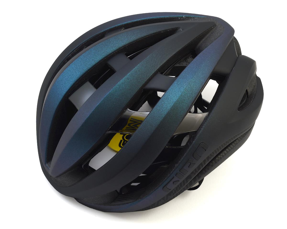 Giro Aether MIPS Helmet (Matte Black/Pearl) (S)