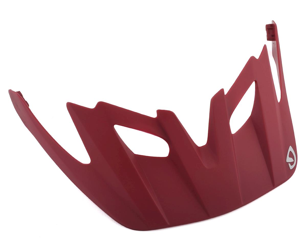 Giro Fixture Replacement Visor (Dark Red)