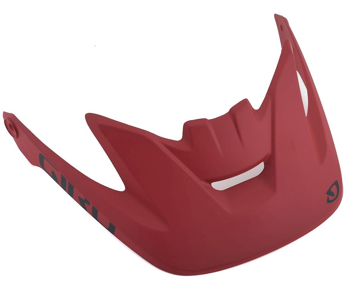 Giro Montaro Replacement Visor (Dark Red) (L)
