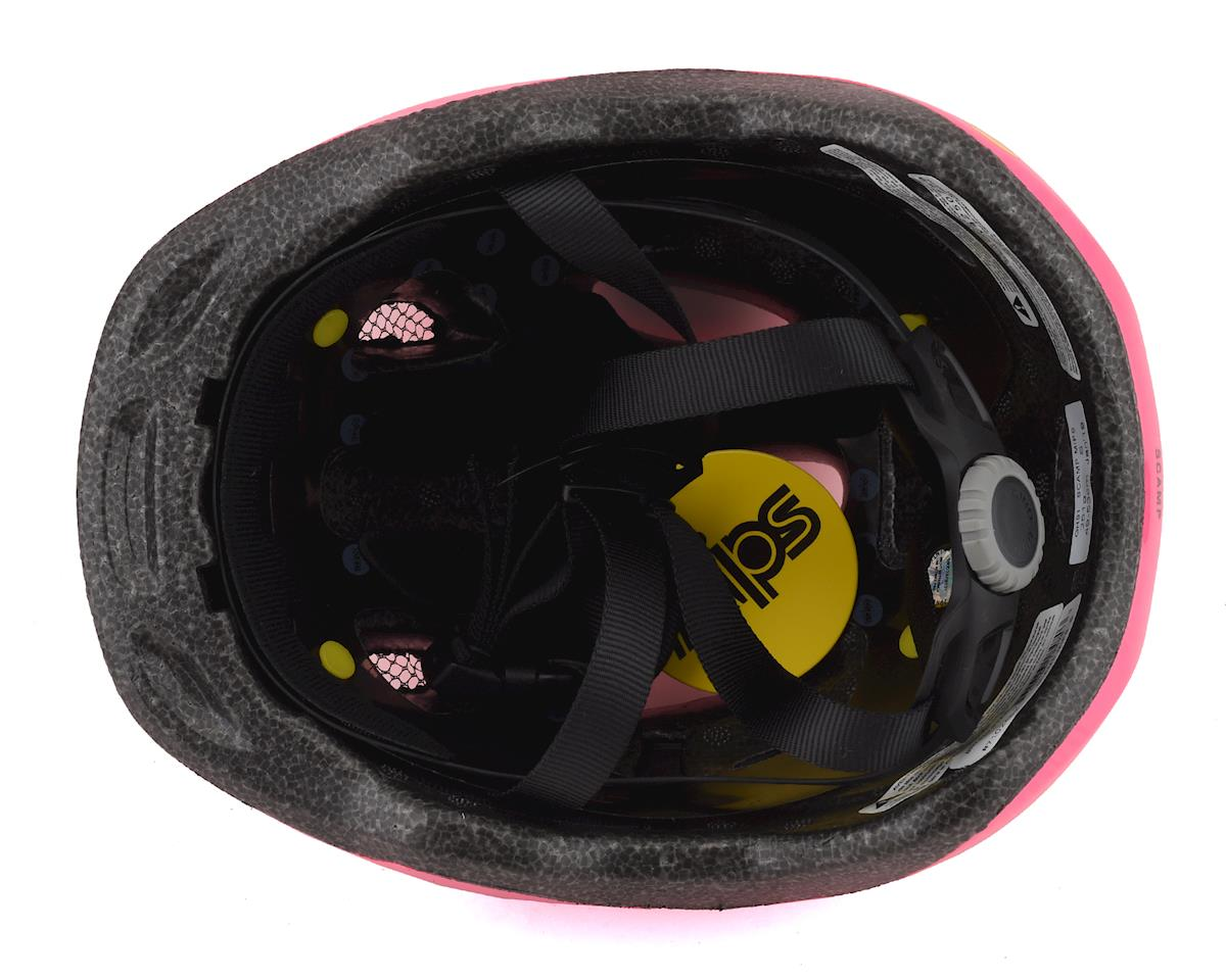 Image 3 for Giro Kid's Scamp MIPS Helmet (Bright Pink/Pearl) (S) (S)