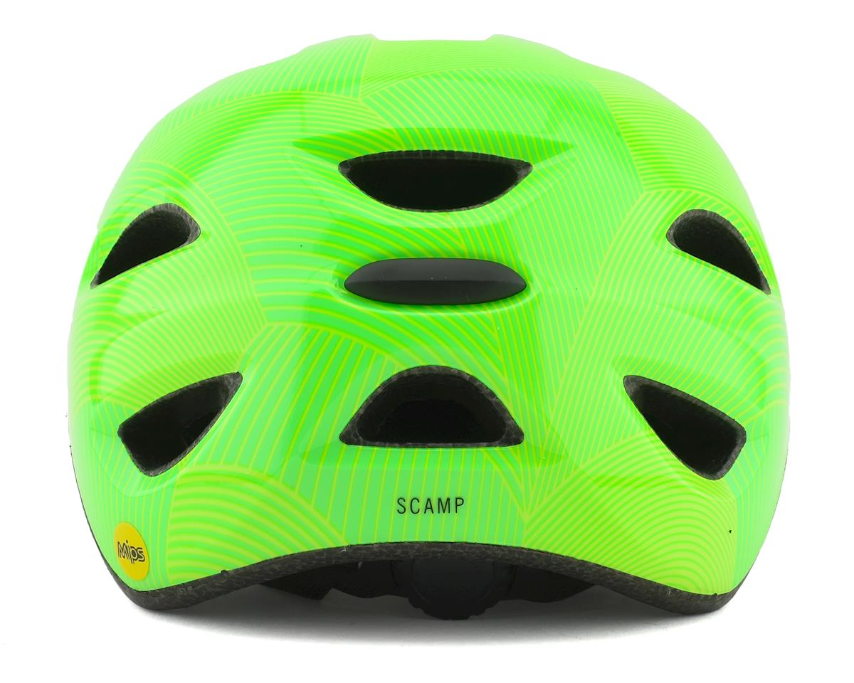 Giro Kid's Scamp MIPS Helmet (Green/Lime) (S) (S)