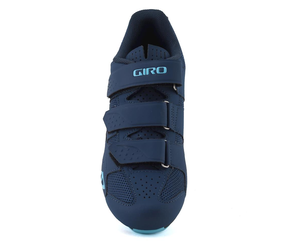Giro Women's REV Road Shoes (Midnight/Iceberg) (43)