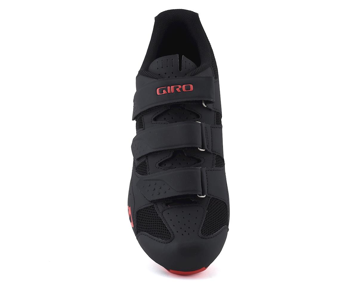 Giro REV Road Shoes (Black/Bright Red) (42)