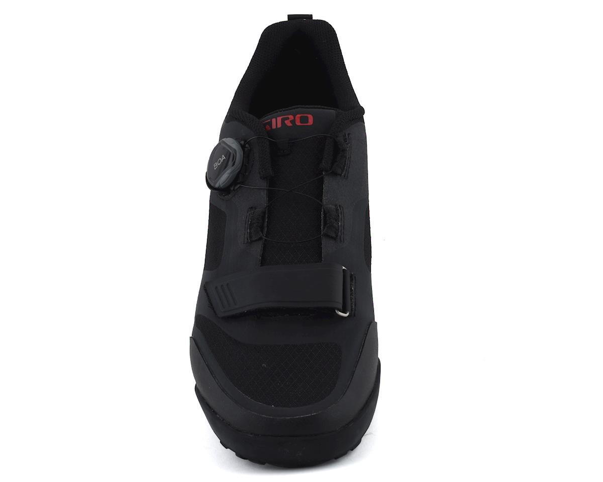 Giro Ventana Mountain Bike Shoe (Black/Dark Shadow) (39)