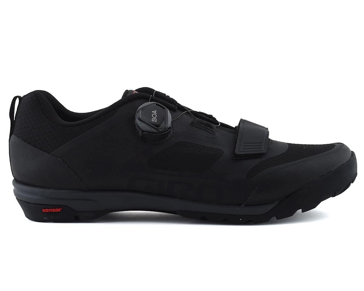 Giro Ventana Mountain Bike Shoe (Black/Dark Shadow) (45)
