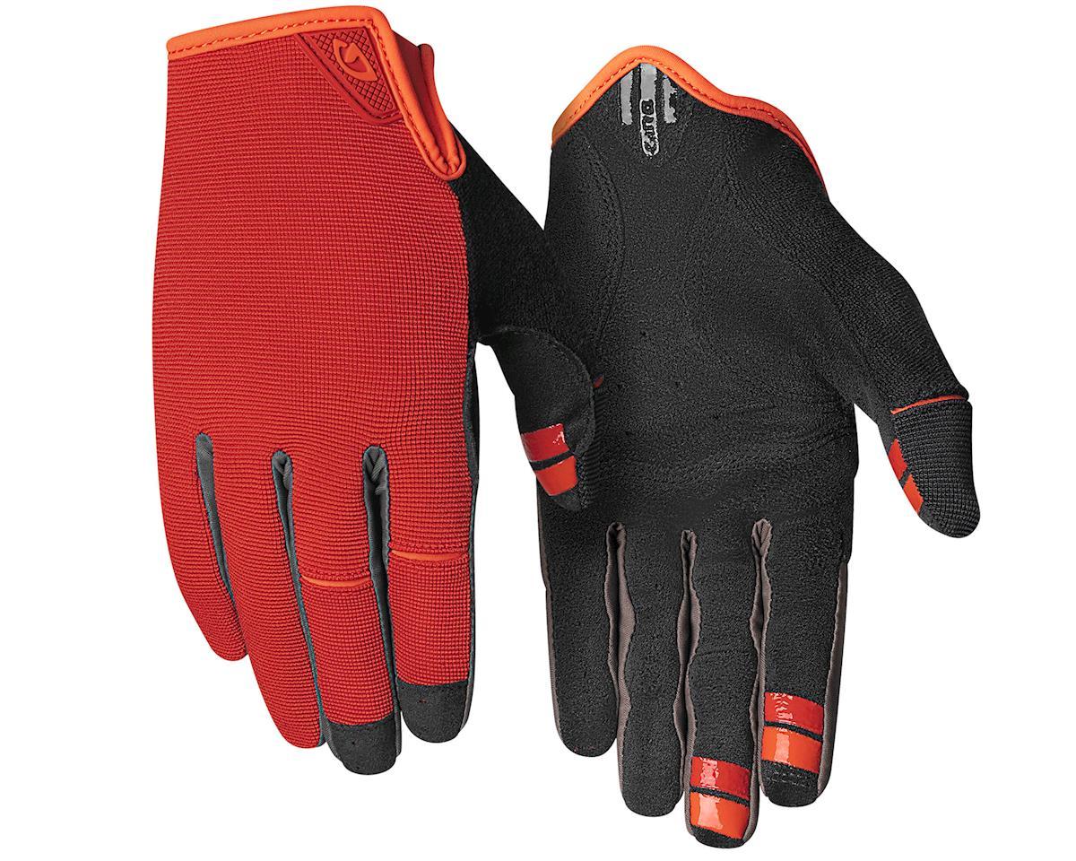 Giro DND Gloves (Red) (M)
