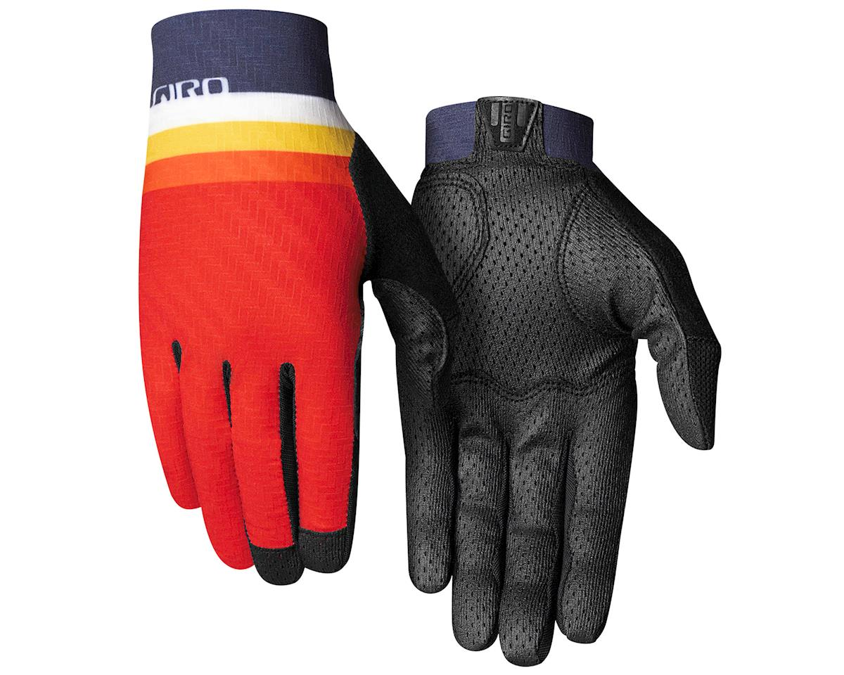 Giro Rivet CS Gloves (Midnight Blue Horizon) (M)