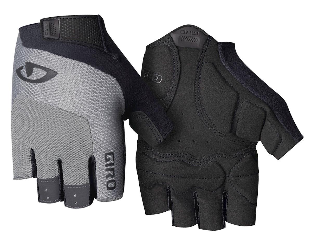 Giro Bravo Gel Gloves (Charcoal) (M)
