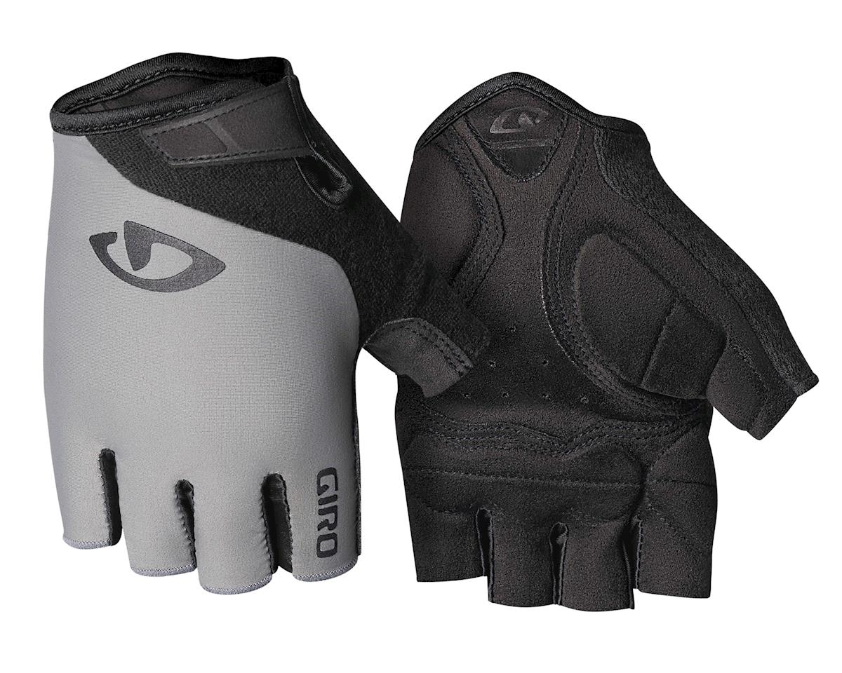 Giro Jag Short Finger Gloves (Charcoal) (L)