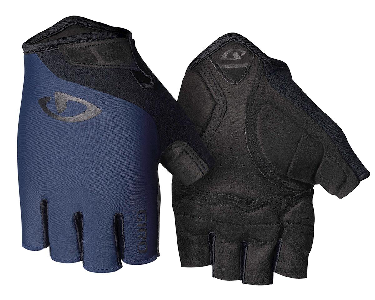 Giro Jag Short Finger Gloves (Midnight Blue) (L)