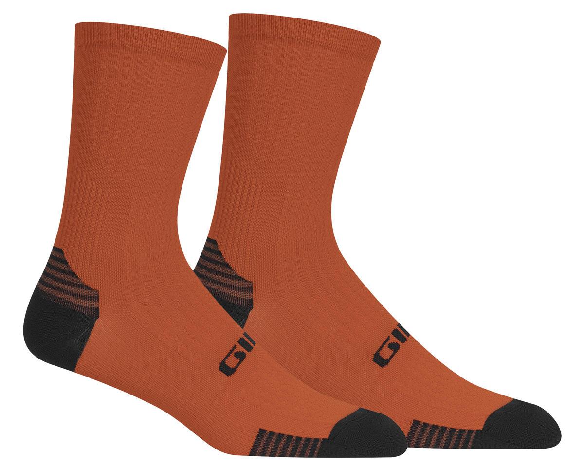 Giro HRc+ Grip Socks (Red) (M)