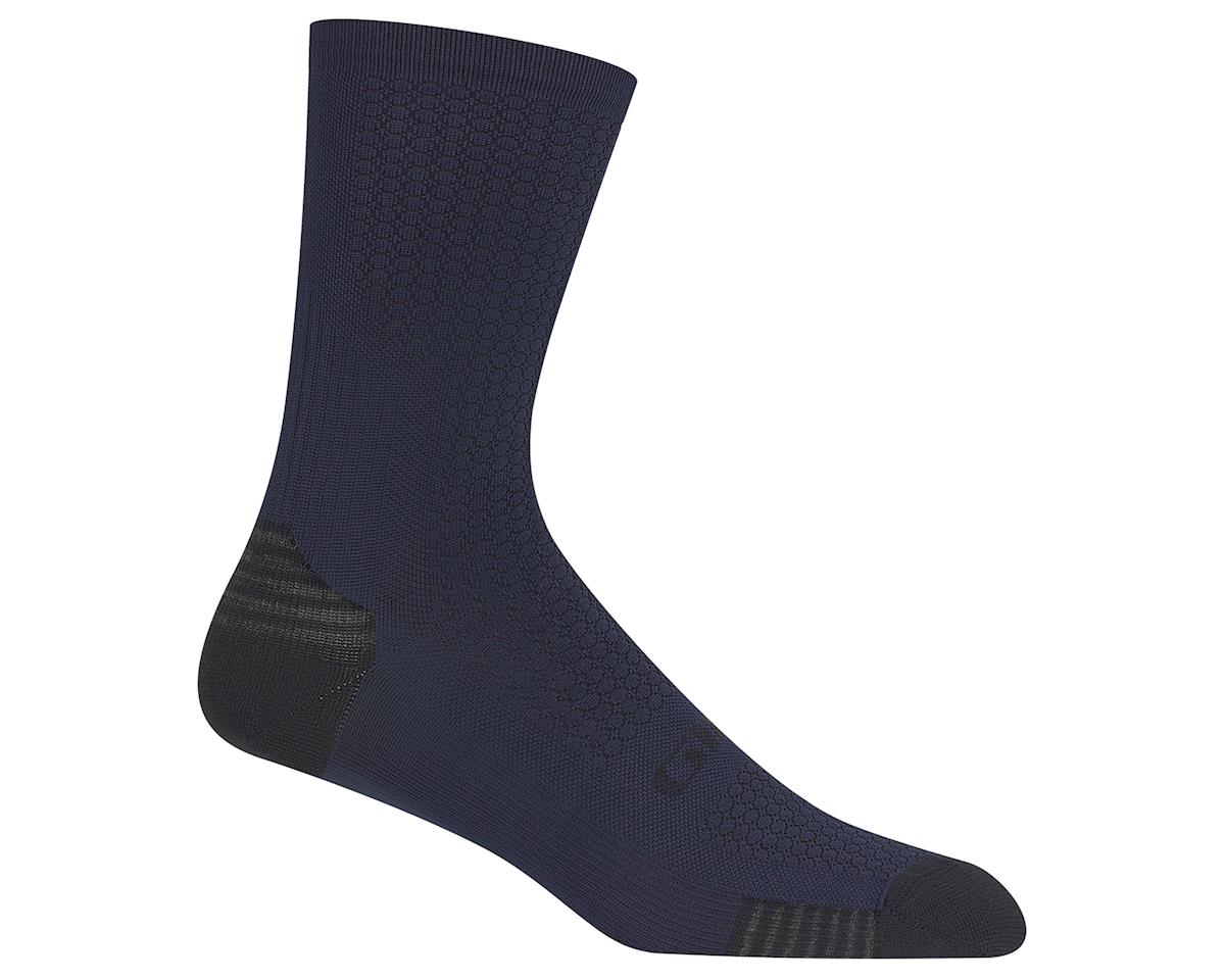 Giro HRc+ Grip Socks (Midnight Blue) (XL)