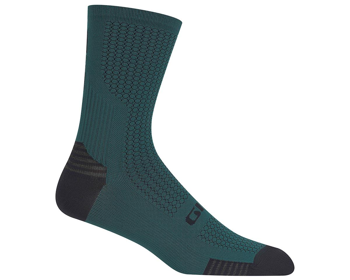Giro HRc+ Grip Socks (Turquoise) (M)