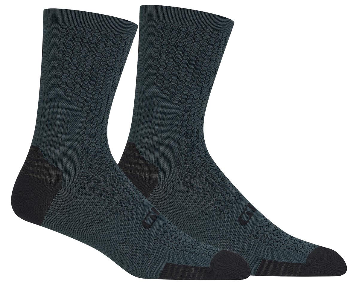 Giro HRc+ Grip Socks (Turquoise) (L)