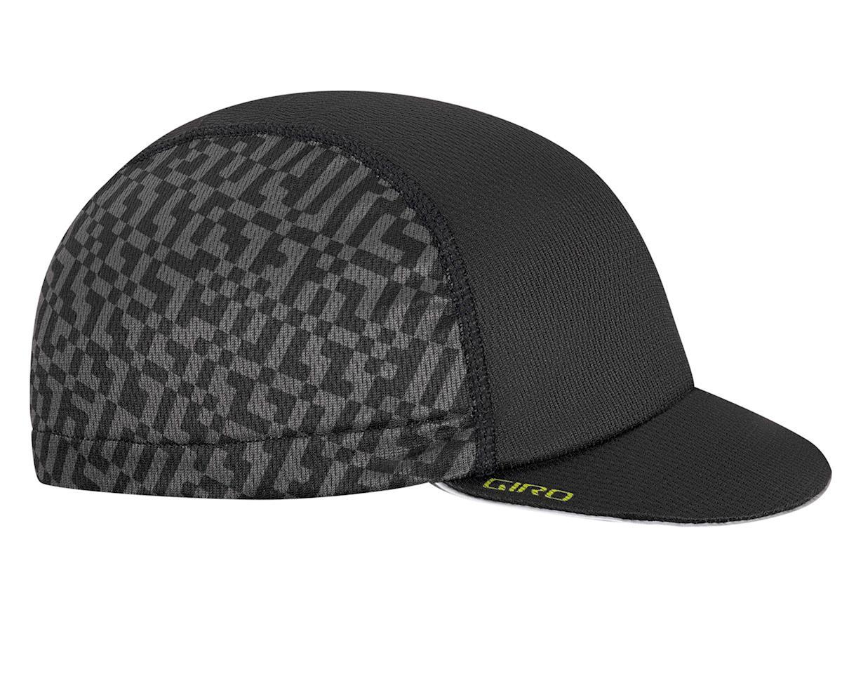 Giro Peloton Cap (Black Digi) (One Size Fits All)