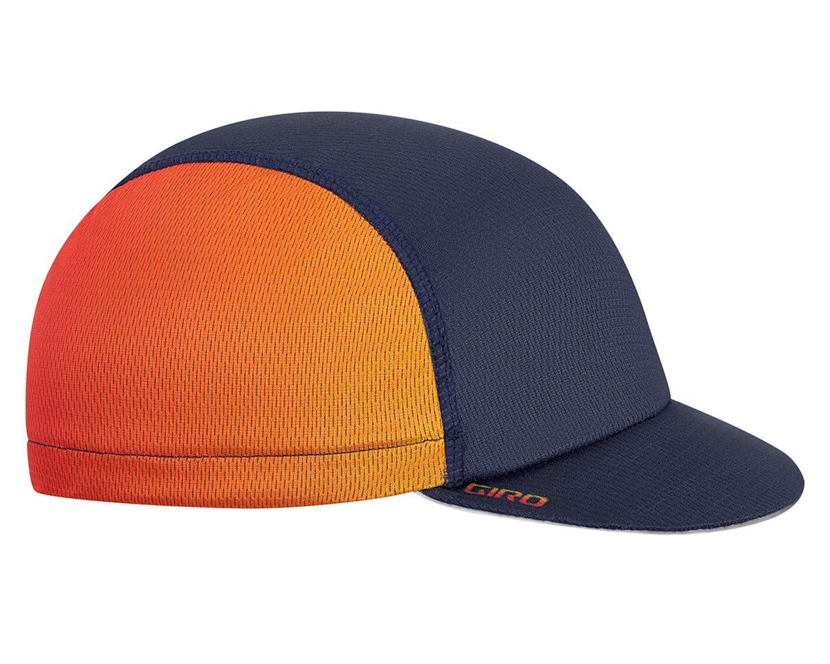 Giro Peloton Cap (Black Digi) (Midnight Blue Heatwave)