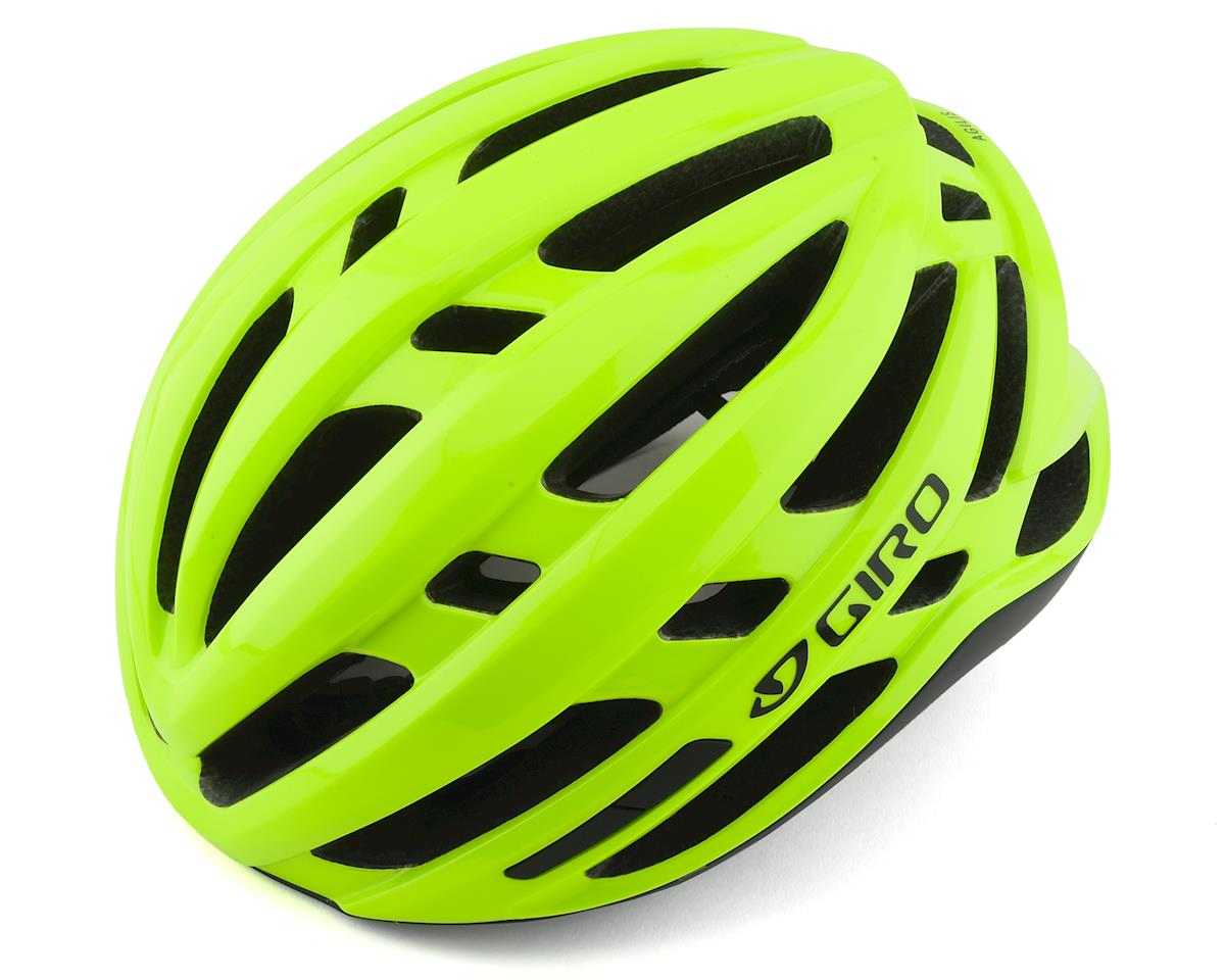 Giro Agilis Helmet w/ MIPS (Highlight Yellow) (M)