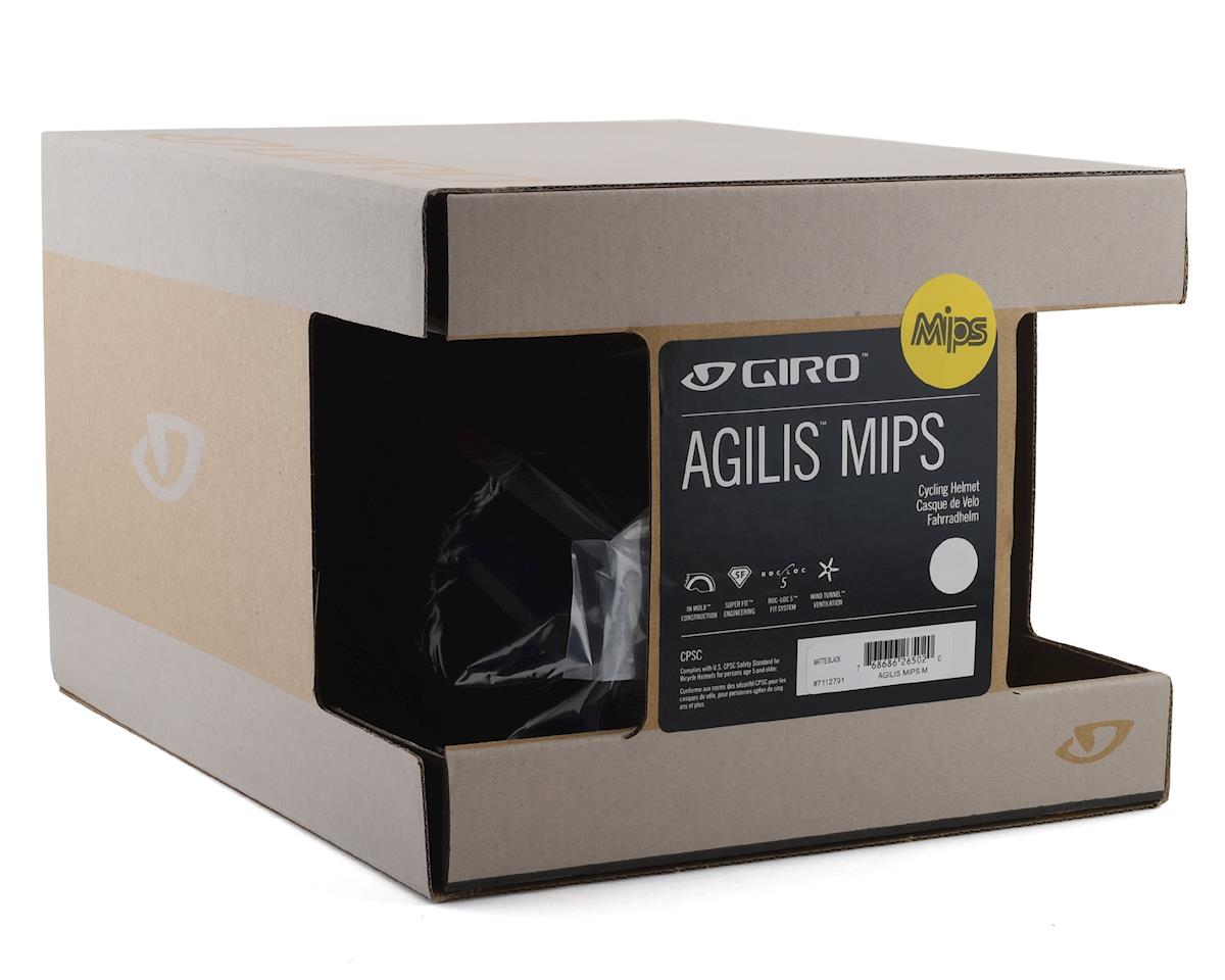 Giro Agilis Helmet w/ MIPS (Matte Black) (L)