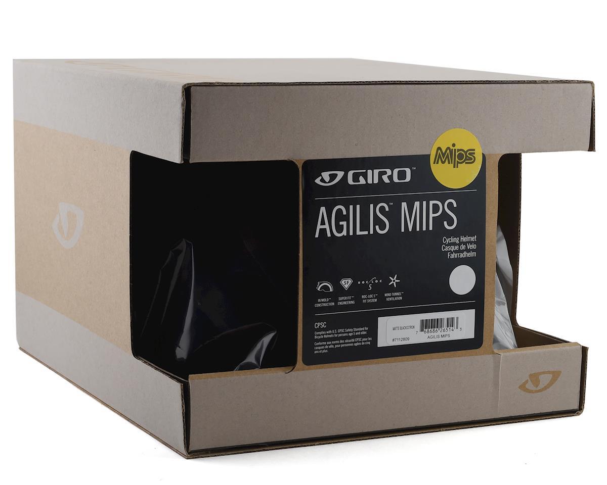 Giro Agilis Helmet w/ MIPS (Matte Black/Citron) (S)