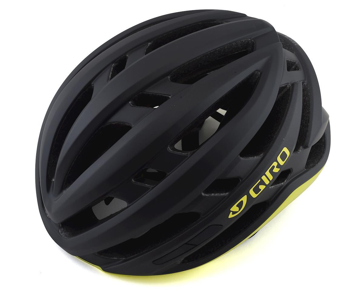 Giro Agilis Helmet w/ MIPS (Matte Black/Citron) (M)