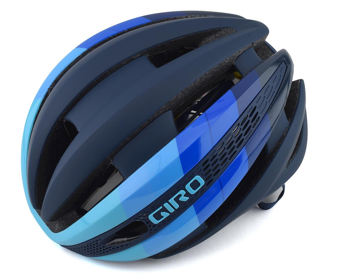 Giro Synthe MIPS Road Helmet (Matte Iceberg/Midnight) (M)