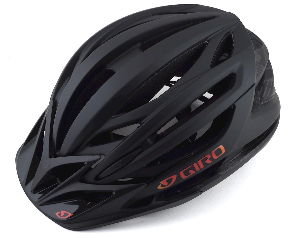 Image 1 for Giro Artex MIPS Helmet (Matte Black Hypnotic) (S)