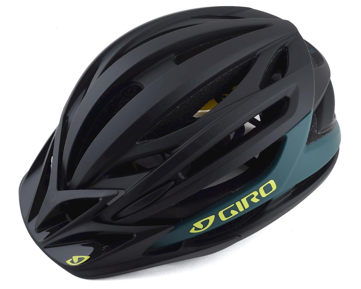 Giro Artex MIPS Helmet (Matte Black/True Spruce) (S)