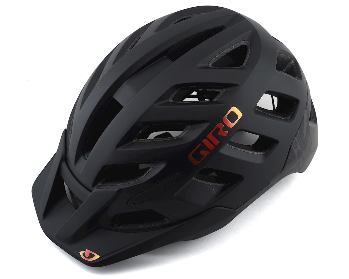 Giro Radix Mountain Helmet w/ MIPS (Matte Black Hypnotic)