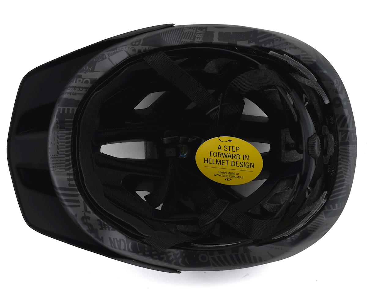 Giro Radix Mountain Helmet w/ MIPS (Matte Black Hypnotic) (M)