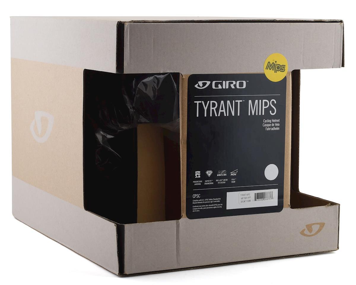 Image 4 for Giro Tyrant MIPS Helmet (Matte Black Hypnotic) (S)