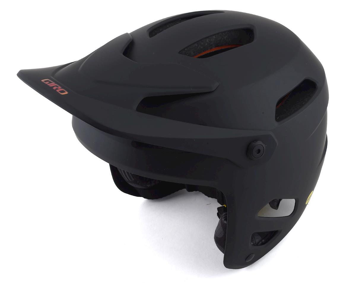 Giro Tyrant MIPS Helmet (Matte Black Hypnotic) (L)
