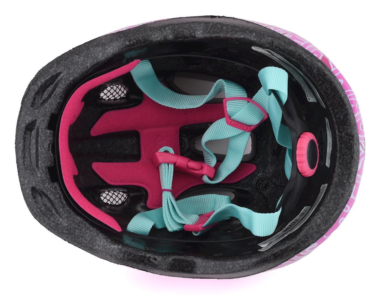 Giro Kids's Scamp Bike Helmet (Pink Flower Land) (S)