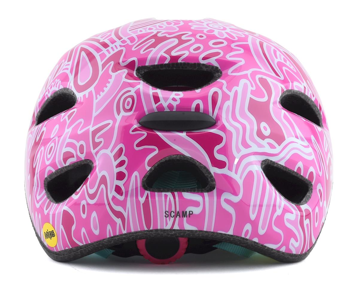 Giro Kid's Scamp MIPS Helmet (Pink Flower Land) (XS)