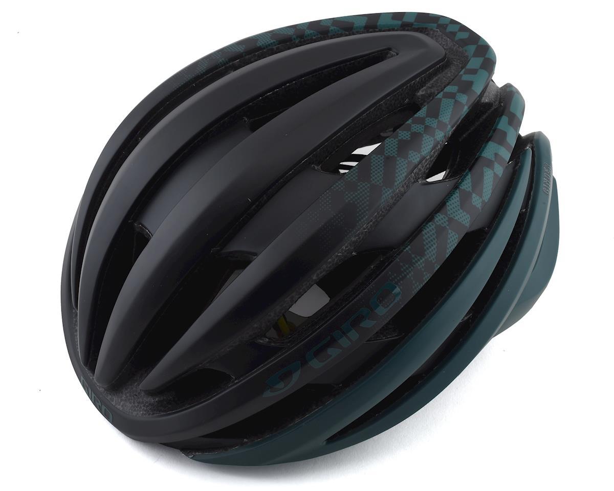 Giro Cinder Road Helmet w/ MIPS (Matte True Spruce Diffuser) (S)