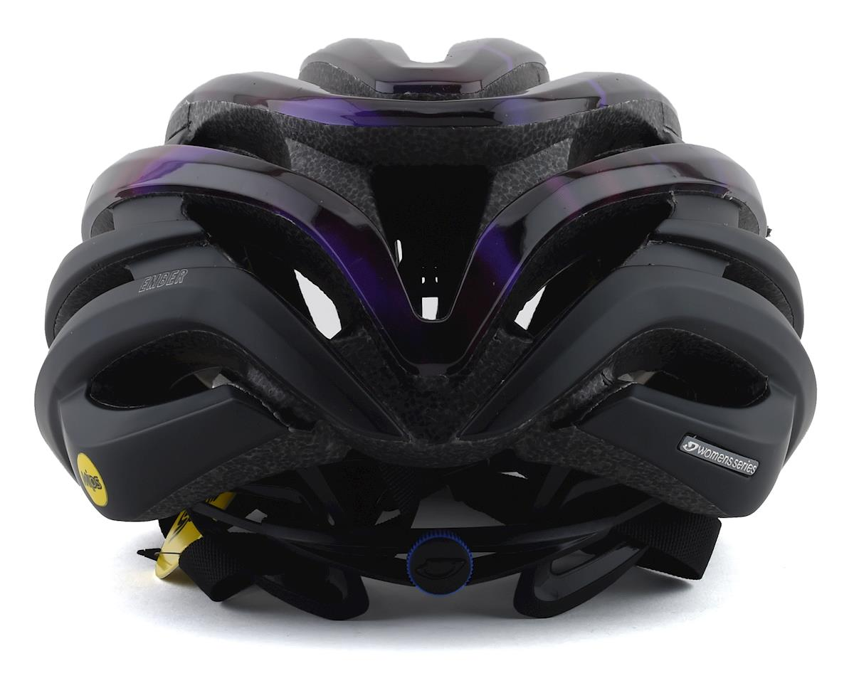 Giro Ember Road Helmet w/ MIPS (Matte Black/Electric Purple) (S)