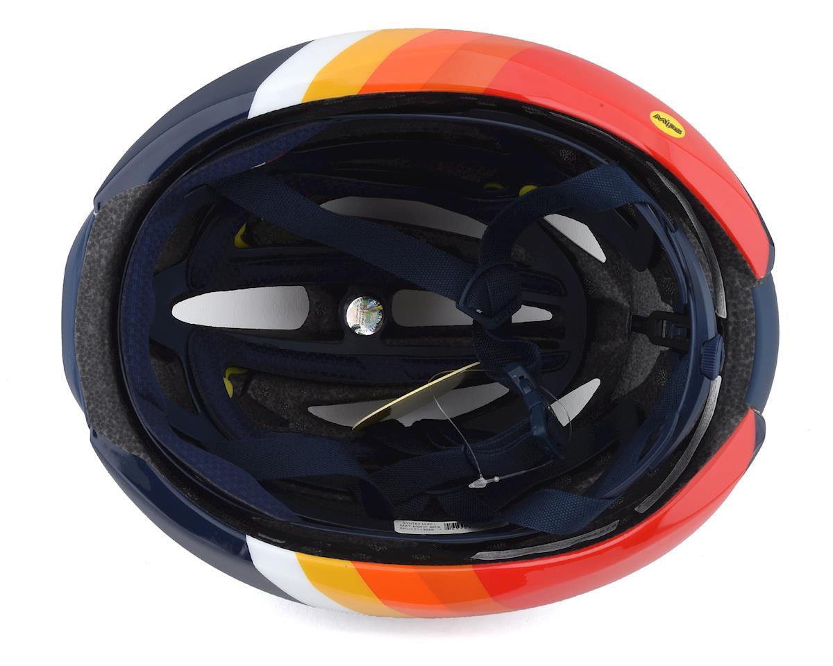 Image 3 for Giro Syntax MIPS Road Helmet (Matte Midnight Bars) (M)