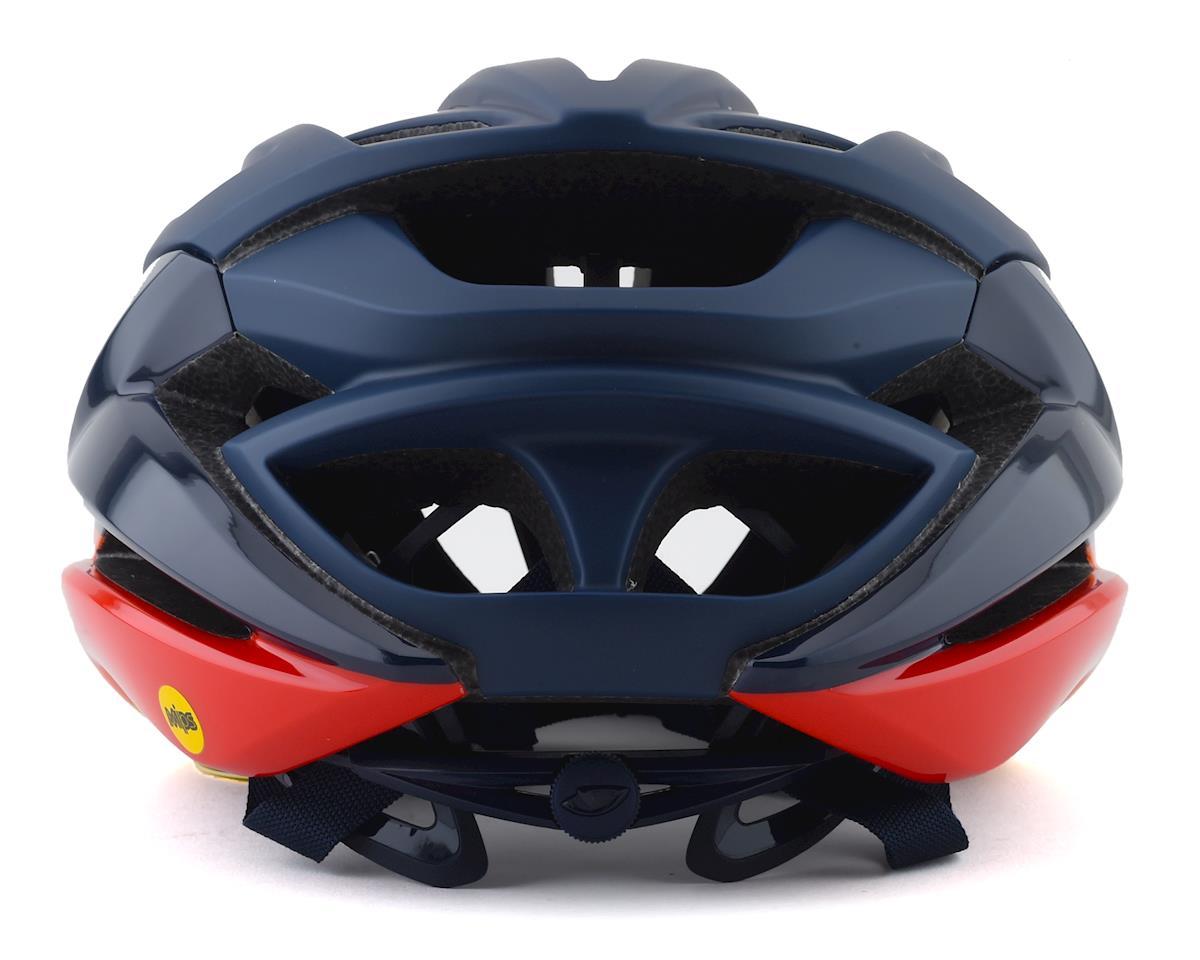 Giro Syntax MIPS Road Helmet (Matte Midnight Bars) (L)