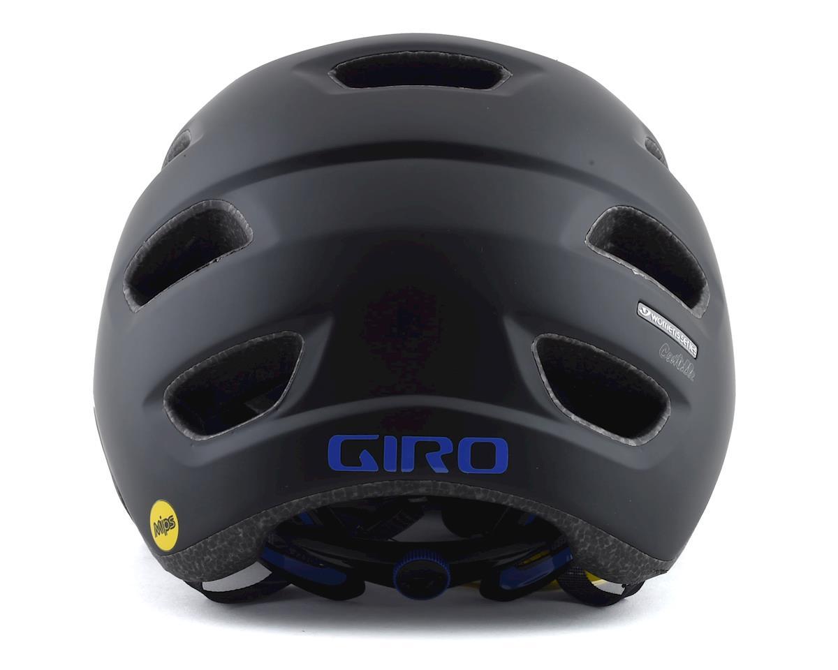 Giro Cartelle MIPS Helmet (Matte Black/Electric Purple) (M)