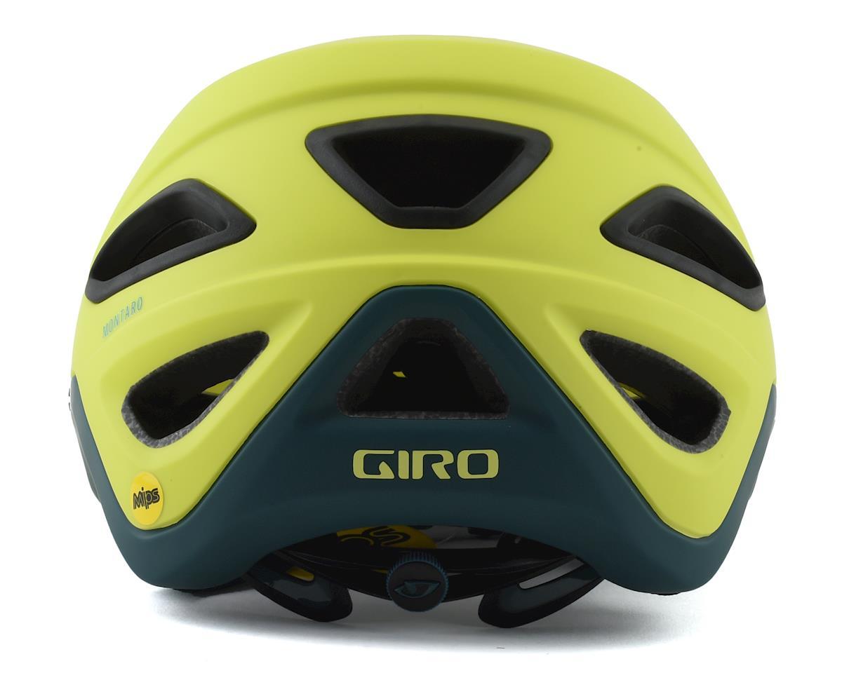 Giro Montaro MIPS Helmet (Matte Citron/True Spruce) (M)