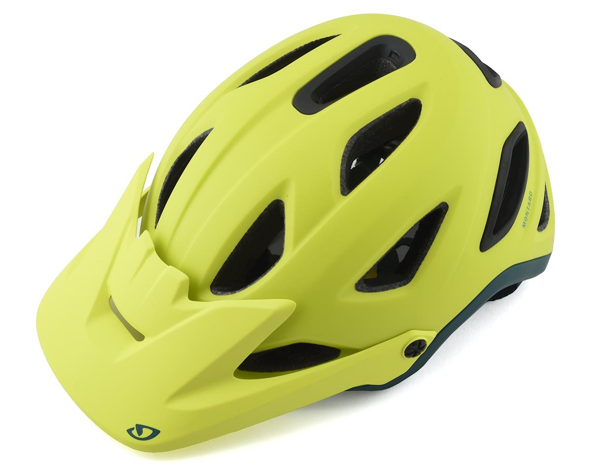 Giro Montaro MIPS Helmet (Matte Citron/True Spruce) (L)