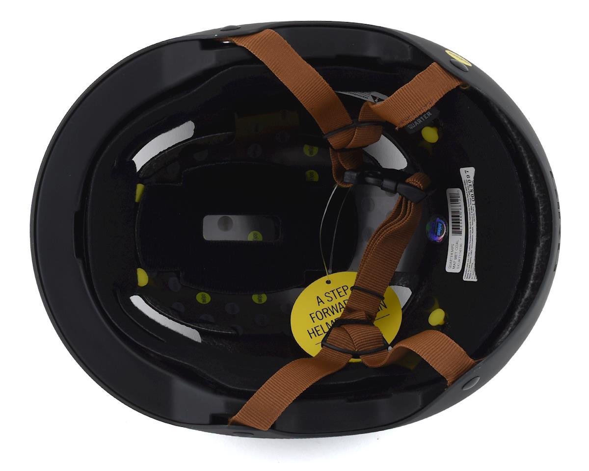 Image 3 for Giro Quarter MIPS Helmet (Matte Metal Coal) (L)