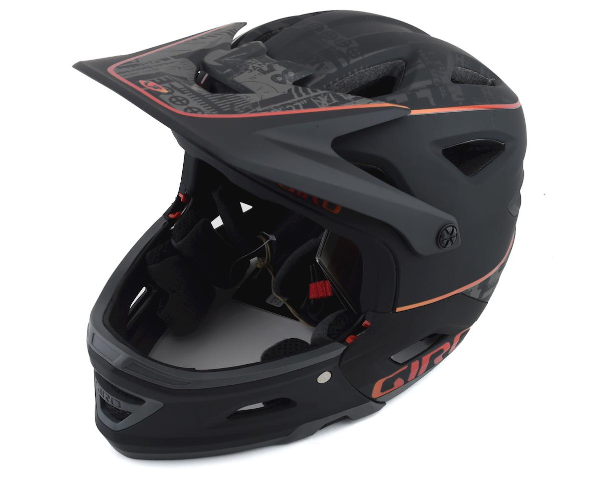 Giro Switchblade MIPS Helmet (Black Hypnotic) (L)