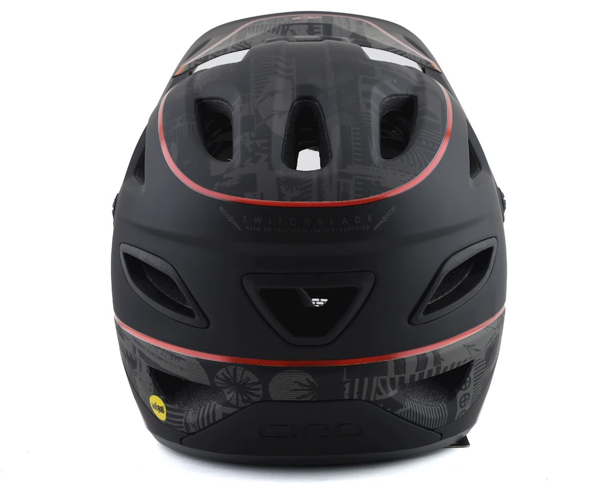 Giro Switchblade MIPS Helmet (Black Hypnotic) (L)