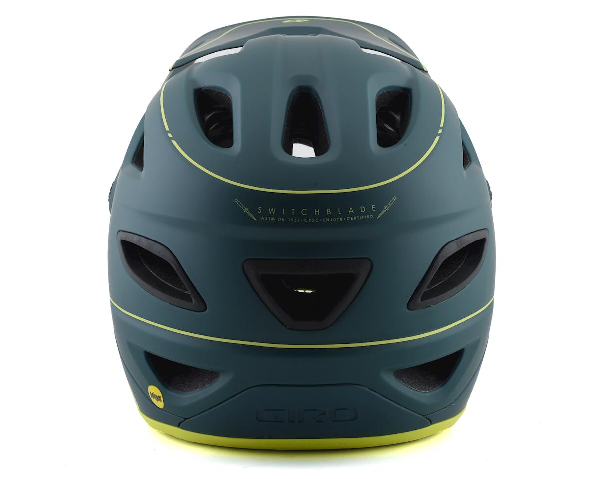 Image 2 for Giro Switchblade MIPS Helmet (True Spruce/Citron) (S)