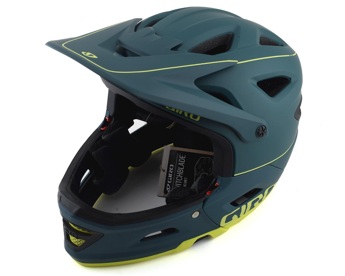Giro Switchblade MIPS Helmet (True Spruce/Citron) (L)