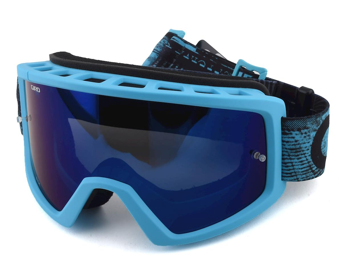 Image 1 for Giro Blok Mountain Goggles (Blue Hyper) (Cobalt Lens)