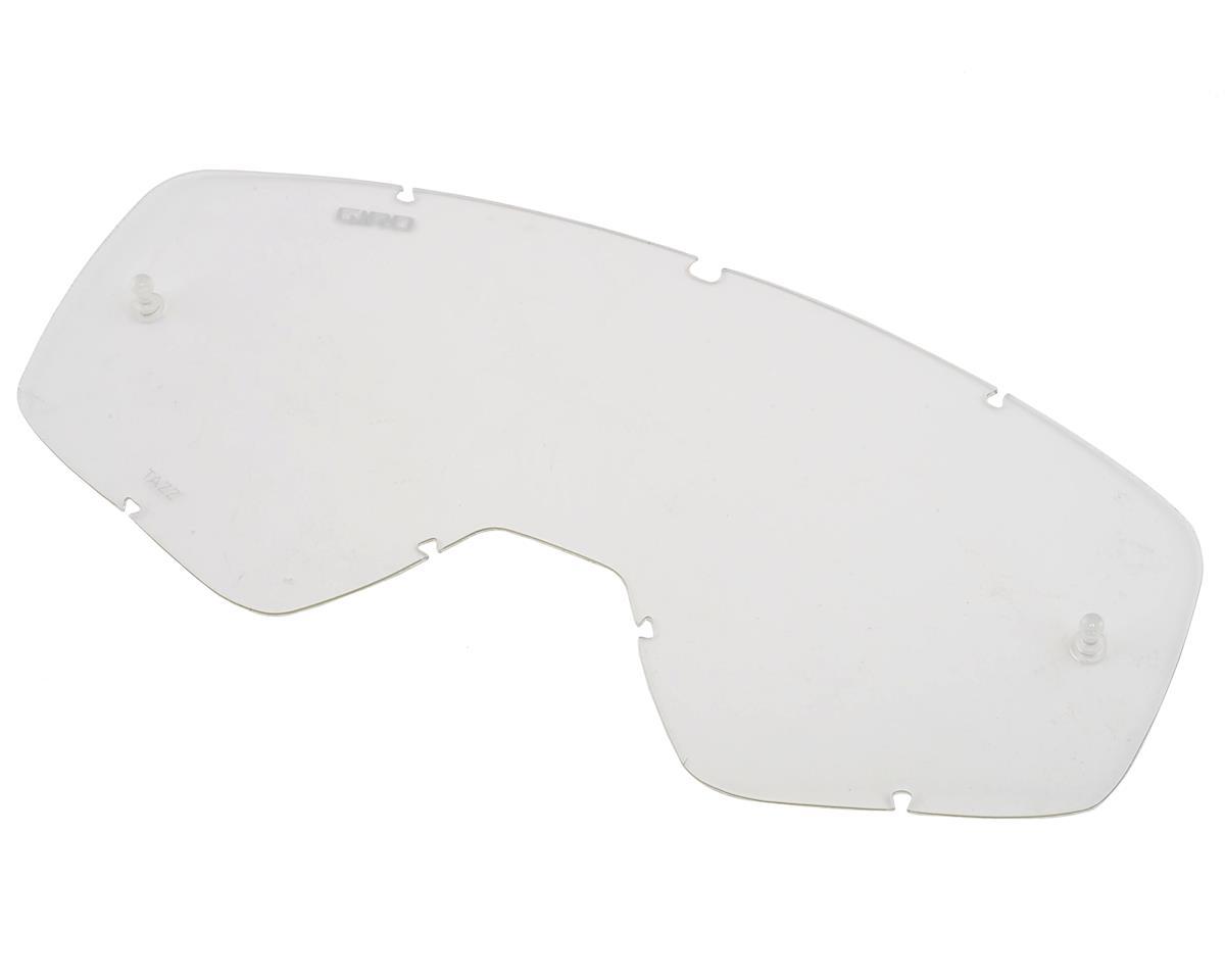 Giro Tazz Mountain Goggles (Vivid Red/Black) (Trail Vivid)